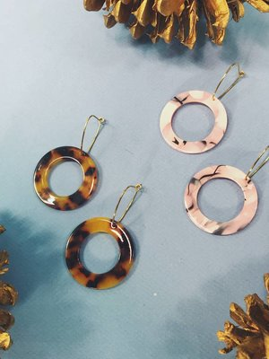 Nicole Weldon Meld Earring - Multiple Colors