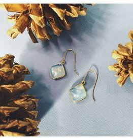 Nicole Weldon Opalite Earrings