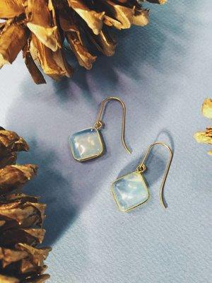 Nicole Weldon Opalite Earrings