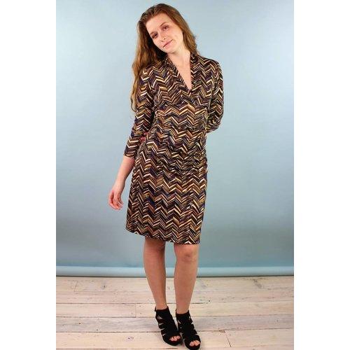 Sarah Bibb Allyson Dress - Chev