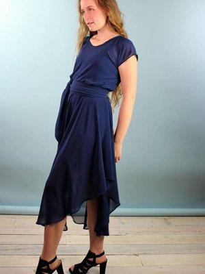 Sarah Bibb Nora Dress  - Adriatic