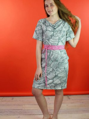 Sarah Bibb Jenni Dress s/s - Sonar