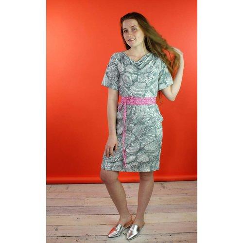 Sarah Bibb Jenni Dress s/s - Sonar