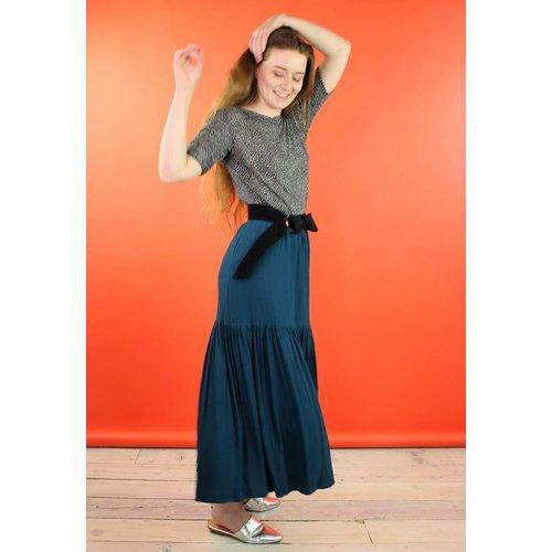 Sarah Bibb Moreau Maxi Skirt - Monterey