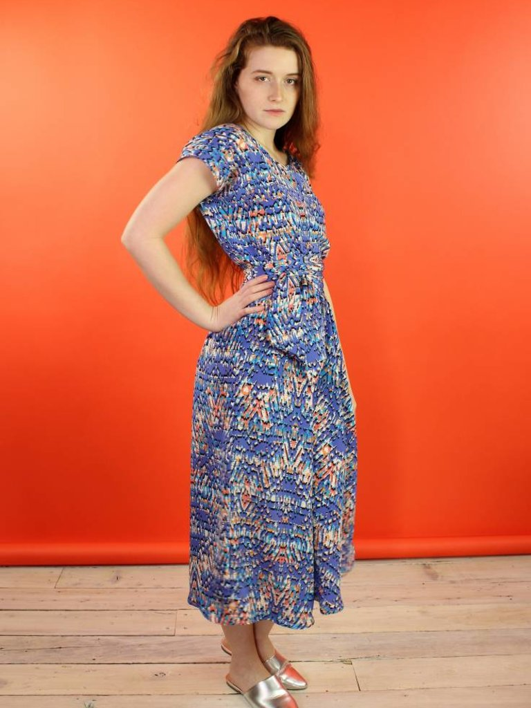 Sarah Bibb Nora Dress  - Procida