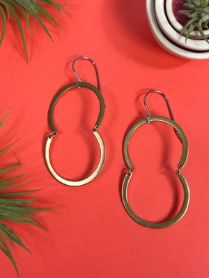 Nicole Weldon Jen Earrings