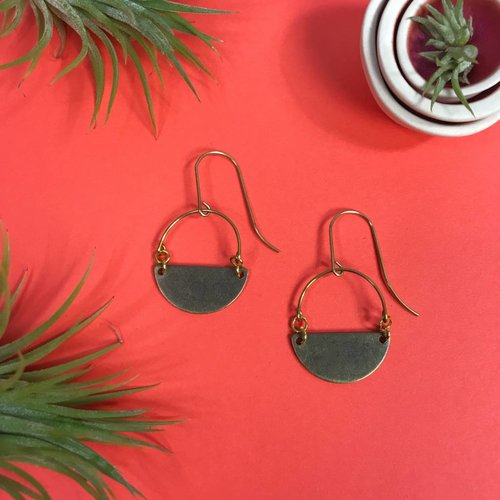 Nicole Weldon Frankie Earrings