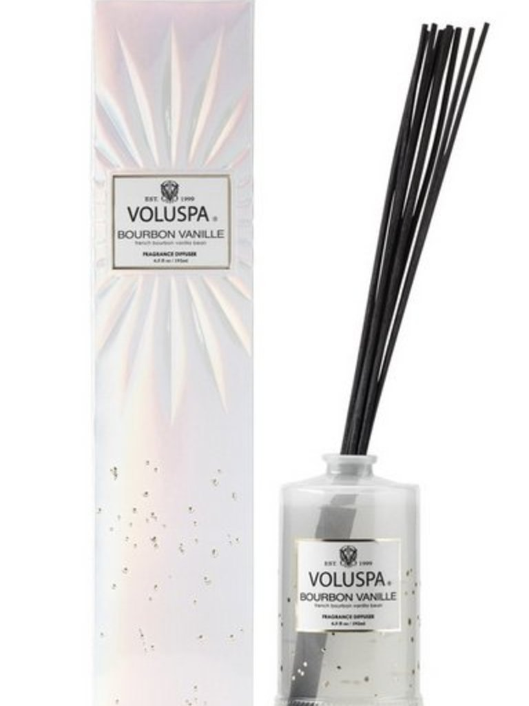 Voluspa Diffuser - Bourbon Vanille