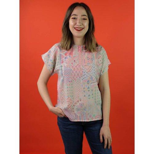 Sarah Bibb Lang Top - Java