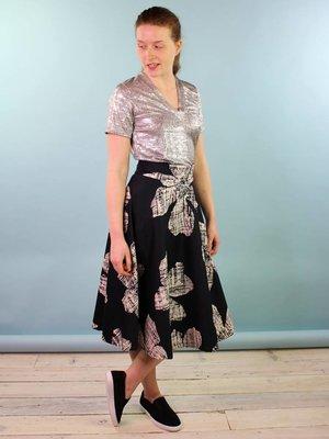 Sarah Bibb Zoe Circle Skirt - Sketch