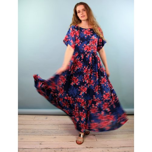 Sarah Bibb Made to Order - Super Abbie Maxi - Monet