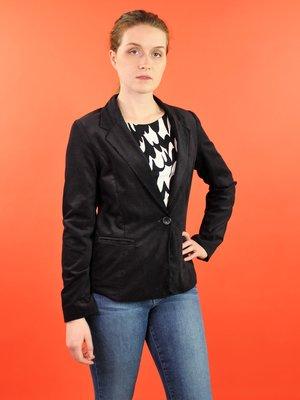 Sarah Bibb Patricia Blazer - Jet/Red Nav
