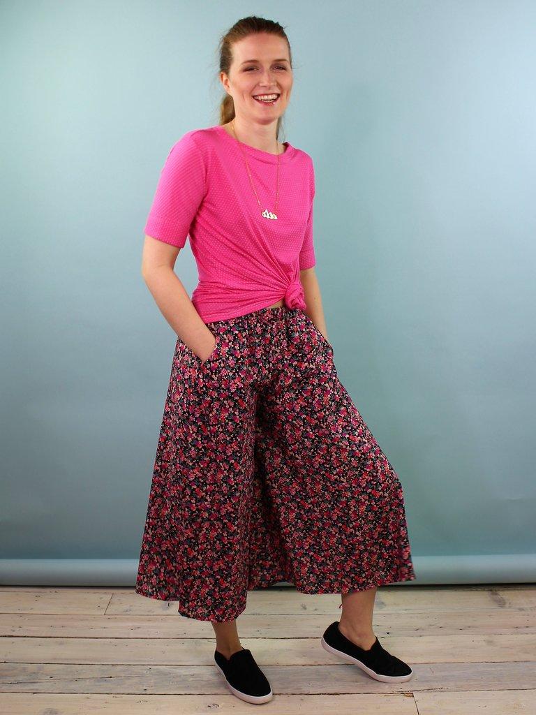 Sarah Bibb Trista Wide Leg - Scape