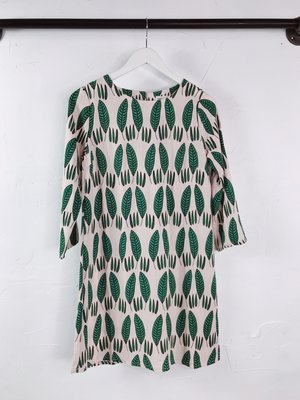 PepaLoves Aggie Tunic - Leaf