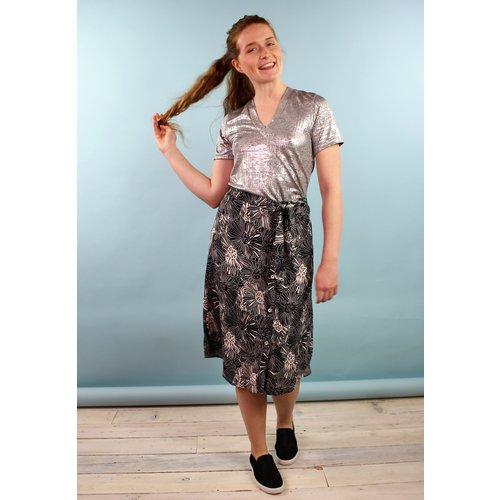 Cameo Tyra Skirt - Flora