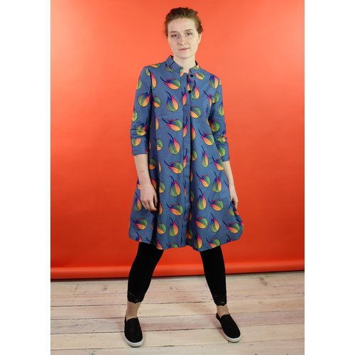 Zuri Shirt Dress - Sprout