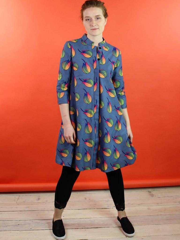 Zuri Shirt Dress - Sprout