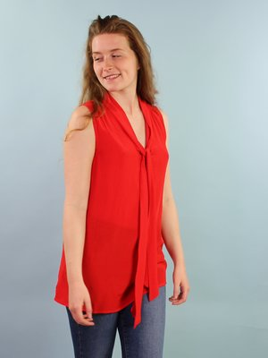 Tulip Dolly Top - Red