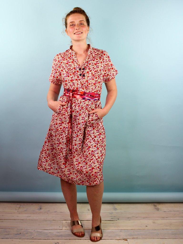 Sarah Bibb Phoebe Dress - Bouquet