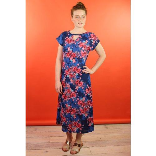 Sarah Bibb Tez Dress - Monet