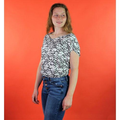 Sarah Bibb Melanie Top - Zag