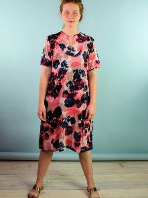 Sarah Bibb Nina Midi Dress - Sunset
