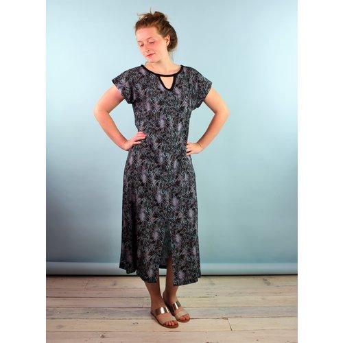 Sarah Bibb Tez Dress - Snake