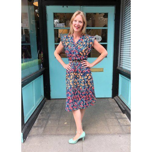Sarah Bibb Wendy Dress - Gramercy