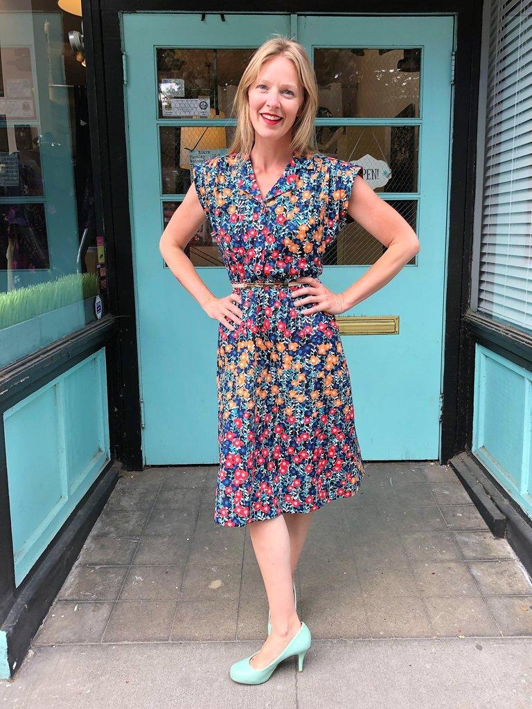 Sarah Bibb Wendy Dress - Gramercy