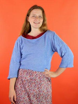 Sarah Bibb Alexis Sweater - Skyzone