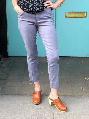 Level 99 Kell Slim Trouser - Concrete