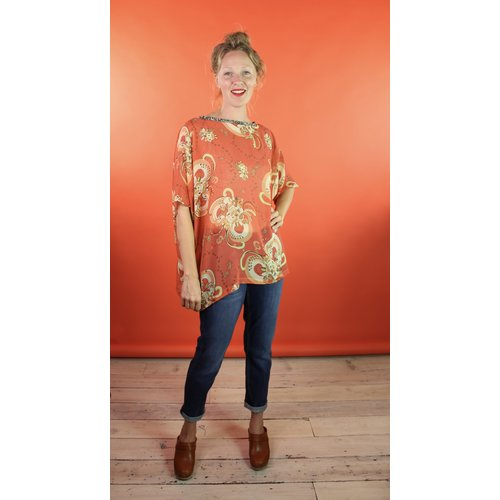 Sarah Bibb Sally Tunic- Harvey