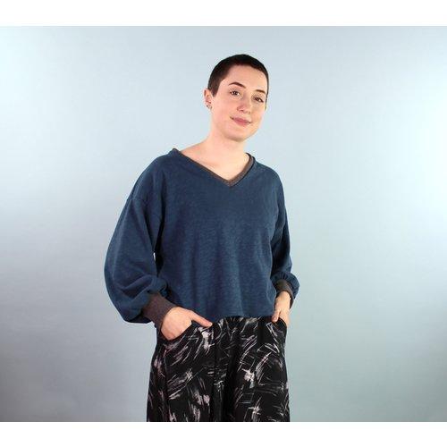 Sarah Bibb Jody Sweater - Sur
