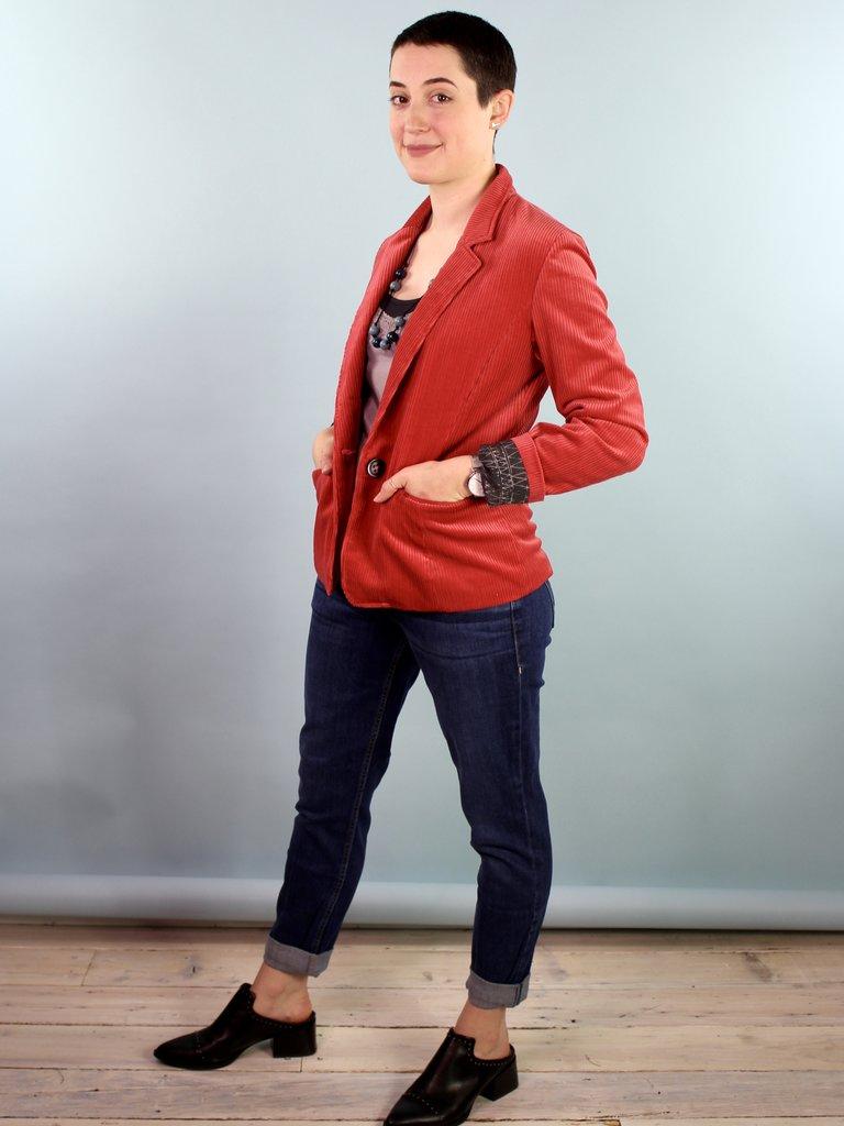 Sarah Bibb Patricia Blazer - Rose/Rome