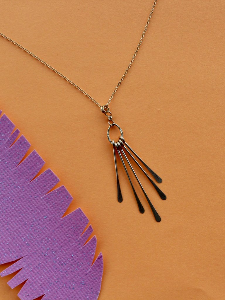 Amy Olson Petite Sunray Necklace