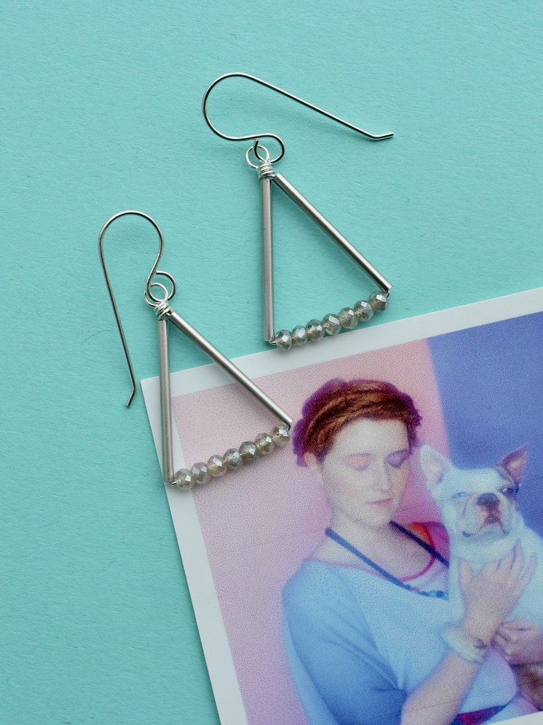Stowaway Kay Earrings SS Lab