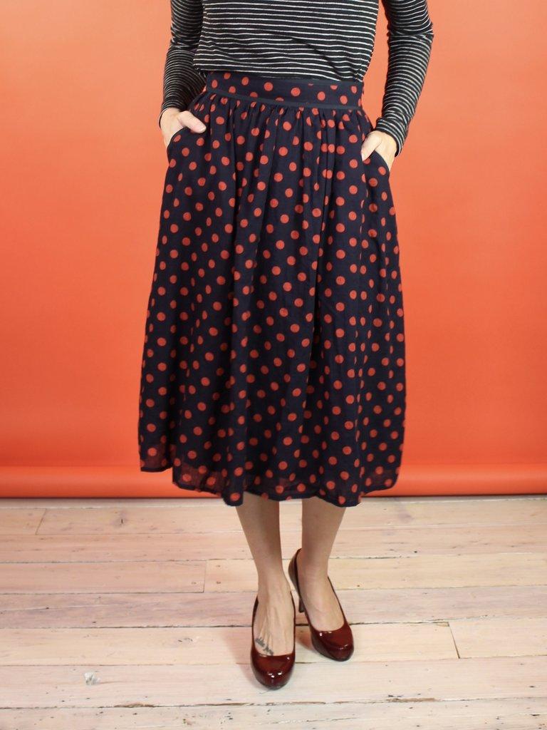 Tulip Doral Skirt - Dottie