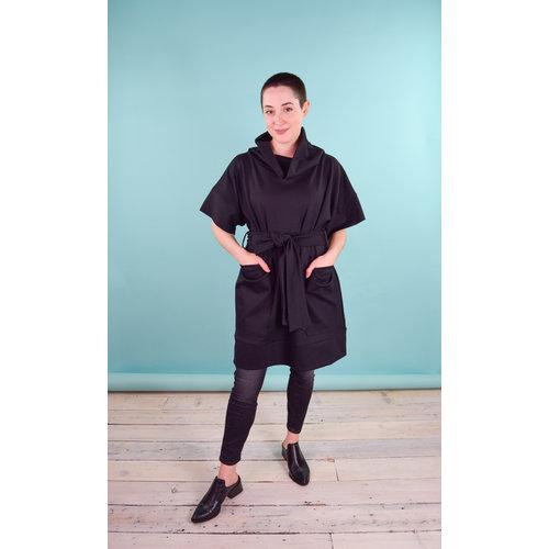 Sarah Bibb Madison Dress - Noir