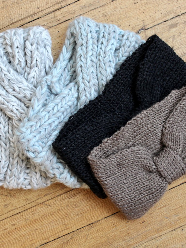 Cozy Headband - Multiple Colors