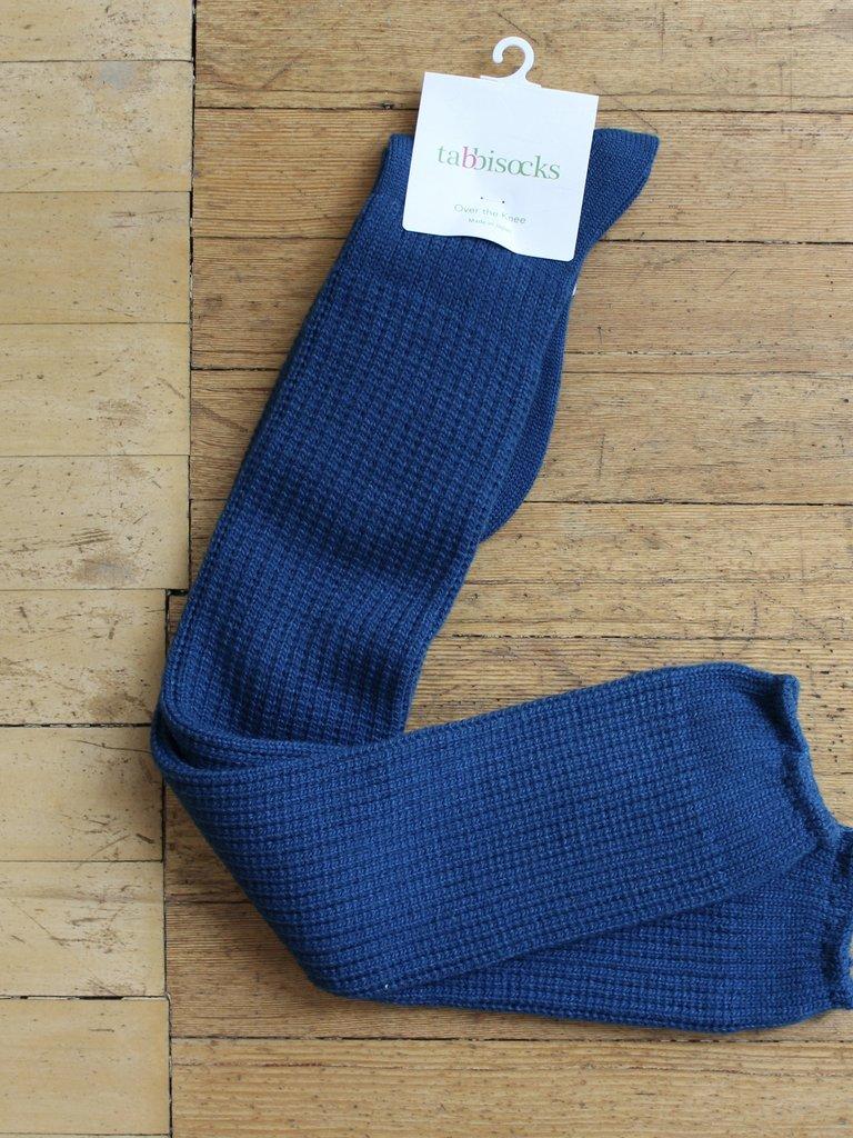 Tabbisocks OTK Socks - Teal