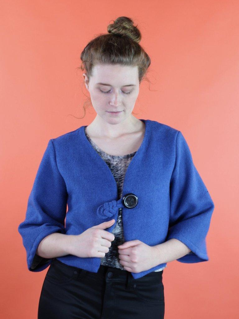 Sarah Bibb Thea Jacket - Noble