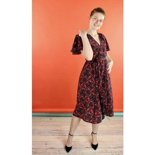 Sarah Bibb Kari Dress - Celestial
