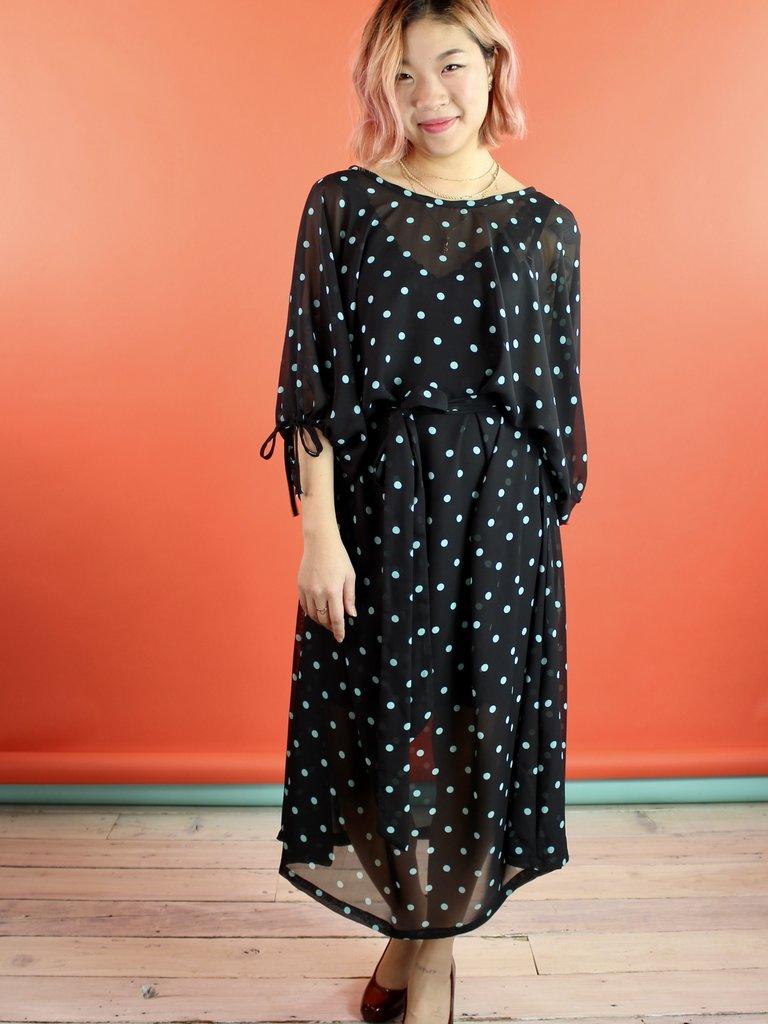 Sarah Bibb Athena Dress - Meridian