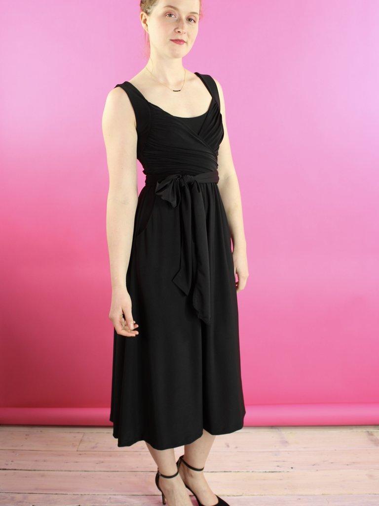 Sarah Bibb Olga Dress - Black
