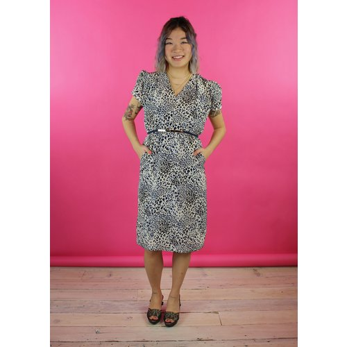 Sarah Bibb Tippi Dress - Leupart