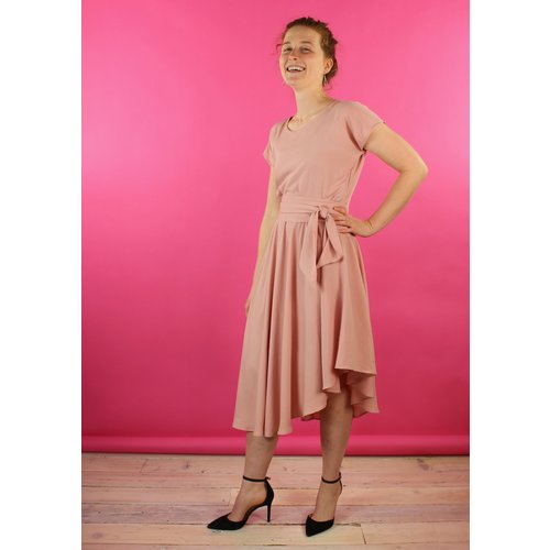 Sarah Bibb Nora Dress - Blush