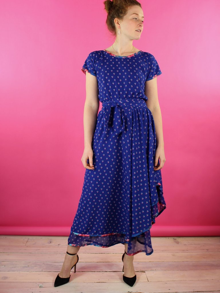 Sarah Bibb Double Nora Dress  - Cobi Diamonds