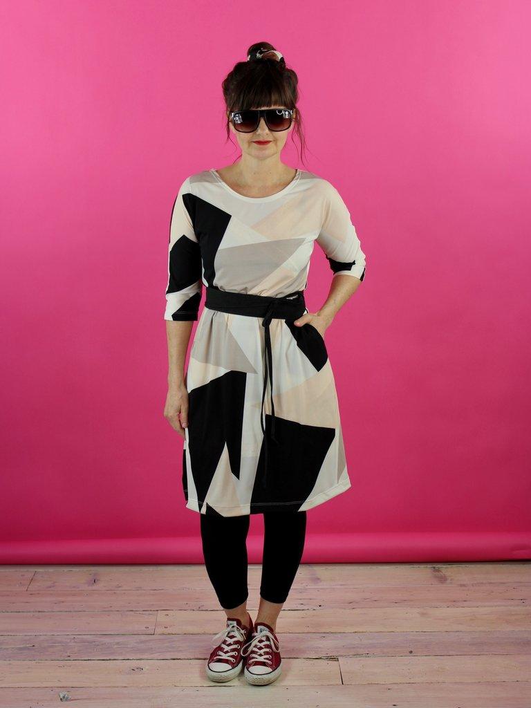 Sarah Bibb Jamie 3/4 Sleeve - Frame
