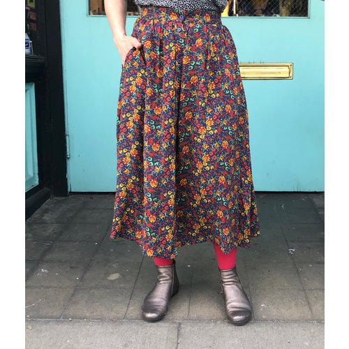 See You Soon Nancy Skirt - Blithe