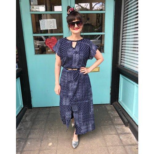 Sarah Bibb Tez Dress - Mojave